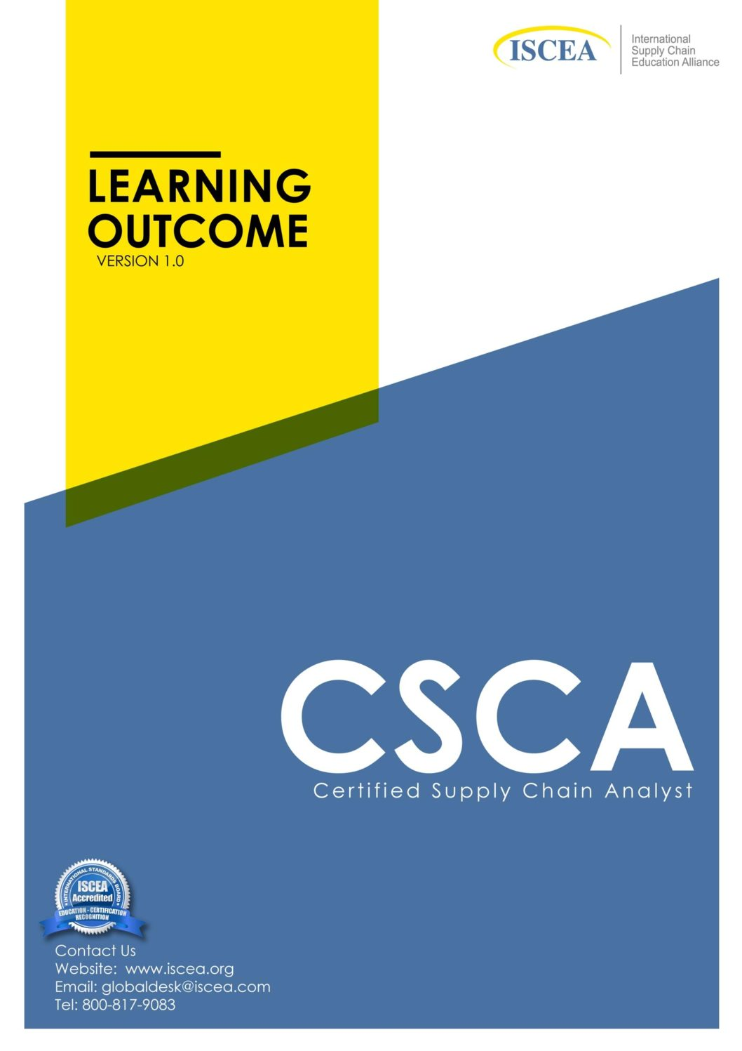 Csca Trainings Iscar